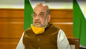 Union Home Minister Amit Shah Tests Negative For Coronavirus
