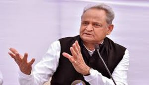 Ahead of Rajasthan Assembly, CM Ashok Gehlot asks MLAs to 'save democracy'