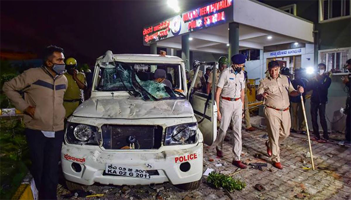 Riots in Bengaluru: 7 FIRs filed, 16 accused identified as SDPI members