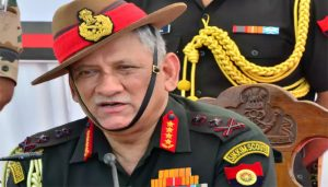 'Forces are ready', CDS Bipin Rawat on dispute over Indo-China Border