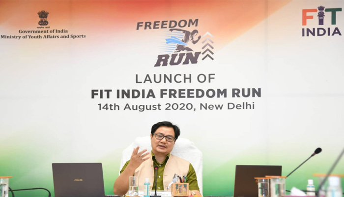 Sports Minister Launches Fit India Freedom Run, CBSE Asks Schools To Participate