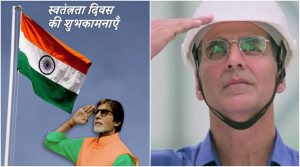 Happy Independence Day: From Big B To Akshay Kumar Celebs Salutes the 'True Warriors'