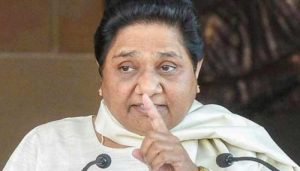 Mayawati questions Law & Order in UP; compares SP and BJP rule