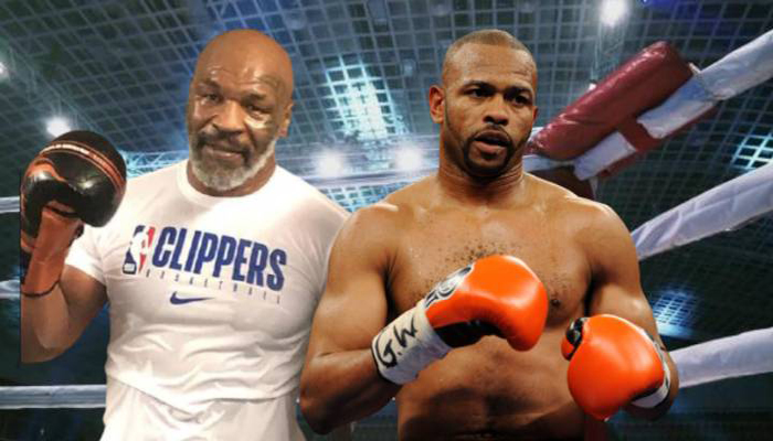 Roy Jones Jr. Plans to Insure his Ears Ahead of Mike Tyson Exhibition Fight
