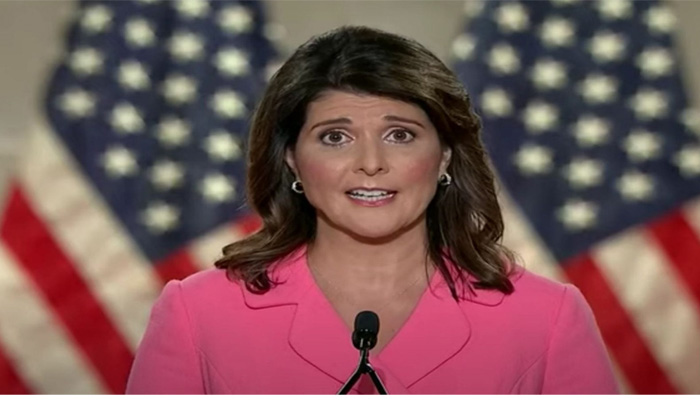 Trump has a record of success, Biden of weakness and failure: Haley