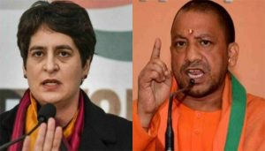 'Worsening' law and order situation in UP, Priyanka writes To CM Adityanath