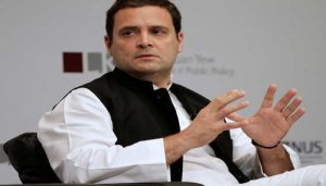 Congress shares 'Vachan Patra' but Rahul Gandhi isn't in Manifesto