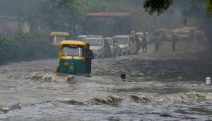 IMD predicts Extremely heavy rainfall in North West India
