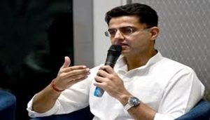 Party should decide who will work in Rajasthan Govt: Sachin Pilot