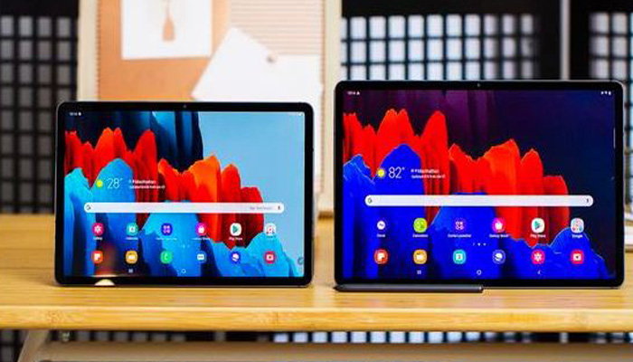 Samsung launches Galaxy tab S7 & S7+; Perfect for Work From Home