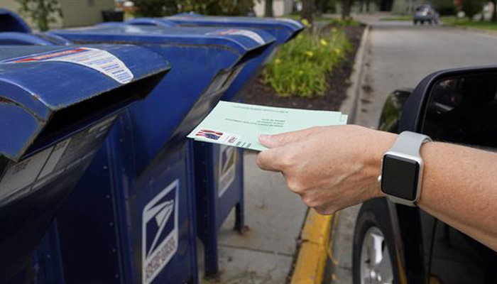 House holding rare Saturday vote on postal changes, funds