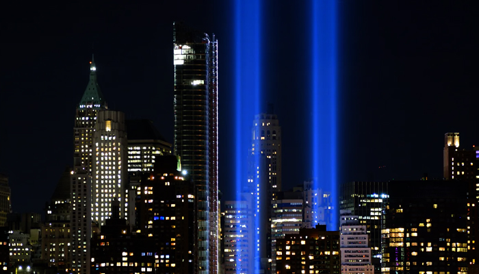 US remembers 9/11 as pandemic changes tribute traditions