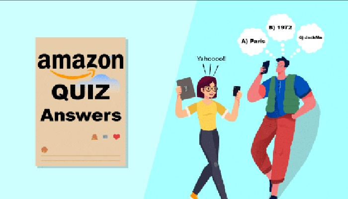 Amazon Quiz: Answer the questions & win Mi Laptop and more