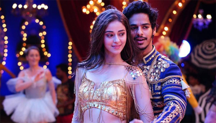 Ananya & Ishaan dishing out their swift moves in new track Tehas Nehas