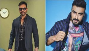 Saif Ali and Arjun Kapoor ready to haunt you in 'Bhoot Police'