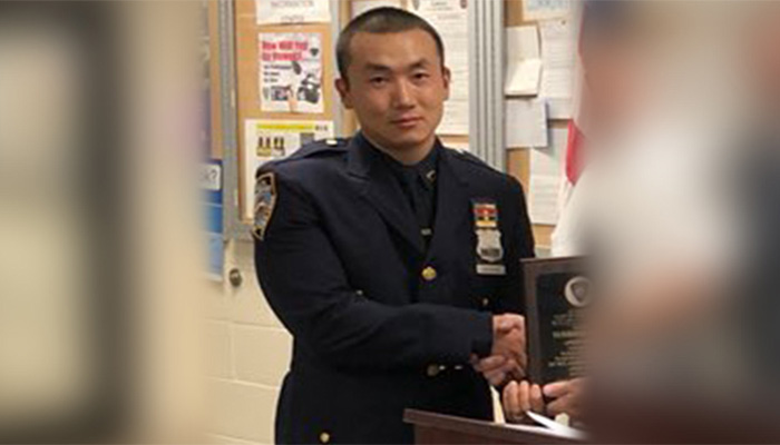 New York City police officer charged with acting as illegal agent of China