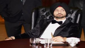 Diljit Dosanjh's G.O.A.T. Hits Number 1 on Top Triller Global chart