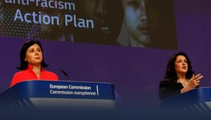 European Union unveils plan to combat racism, increase diversity
