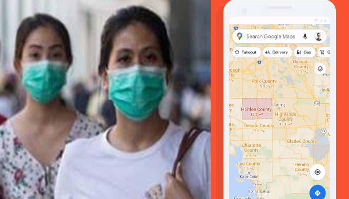 Now travel in safe environment; Google Maps gets COVID layer for you