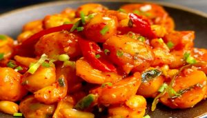 Cheer Your Favourite IPL Team with this Chatpata Aloo 65