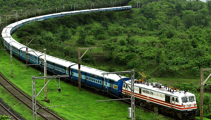 India hands over two modern trains to Nepal