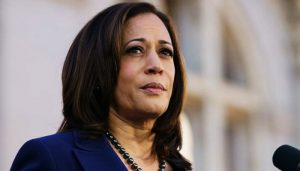 Trump denigrates office of US President: Kamala Harris