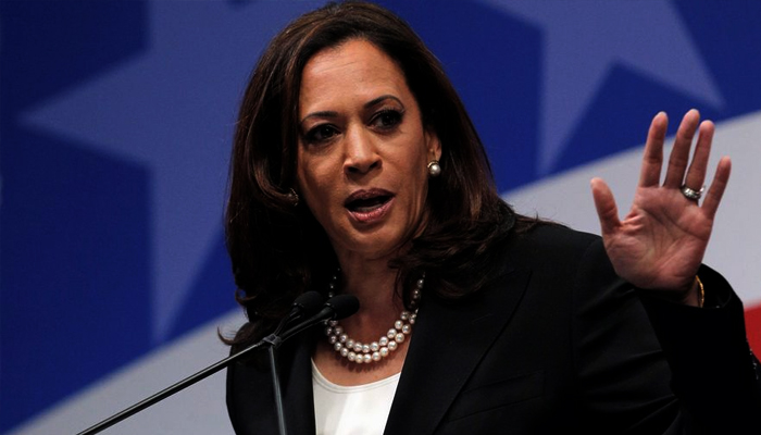 'We do have two systems of justice in America': Kamala Harris