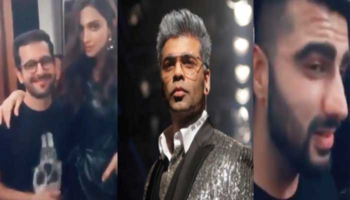 Karan Johar DENIES drugs at 2019 house party, shares pics in his reply to NCB