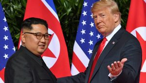 Book: Kim Jong Un told Trump about killing his uncle