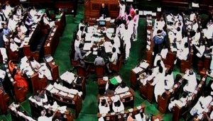 Lok Sabha passes bill to cut salaries of MPs by 30 per cent