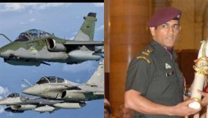 Lt. Colonel MS Dhoni Expresses his Delight at Rafale jets induction into IAF