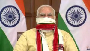Gamucha, shawl: PM Modi goes shopping online to celebrate 'Nari Shakti' on Women's Day