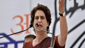 'Are You standing with a criminal?': Priyanka Gandhi lashes out at BJP Govt