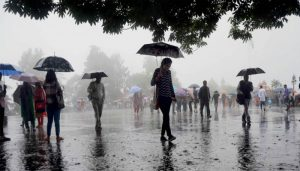 IMD issues alert in many states; Heavy rain in Telangana & Maharashtra