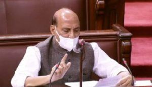Chinese actions reflect a disregard of our bilateral agreement: Rajnath Singh