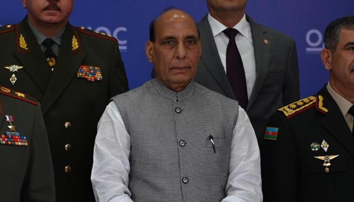 Rajnath visits Russian armed forces main cathedral in Moscow
