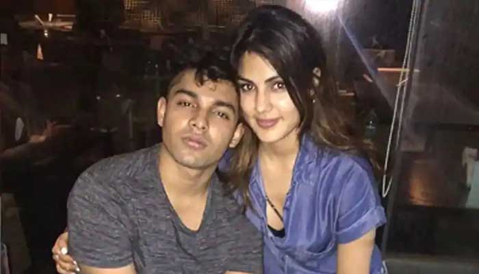 Rhea Chakraborty, Showik's judicial custody extended till October 20 by Special NDPS Court