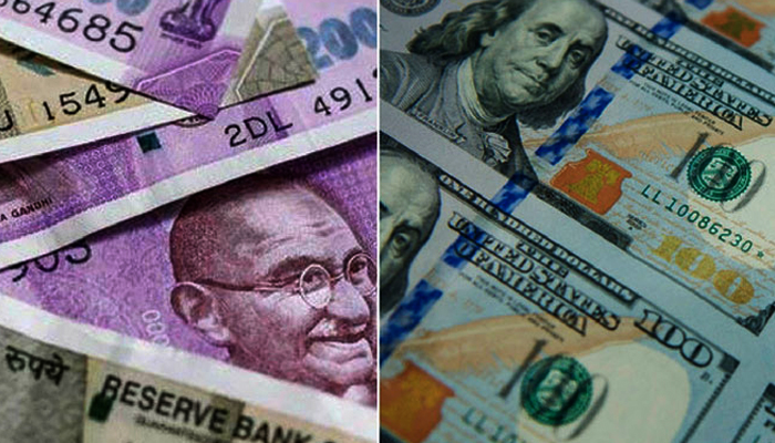 Rupee skids 21 paise to end at 73.35 against US dollar