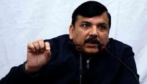 AAP MP Sanjay Singh to appear before UP Police on Sunday in sedition case