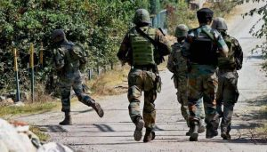 One Army officer injured in an encounter in J&K's Baramulla