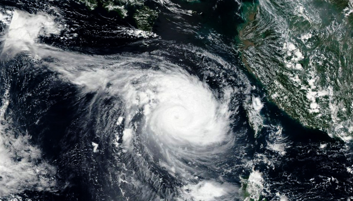 Strong typhoon sweeps southern Japan, heads to Koreas