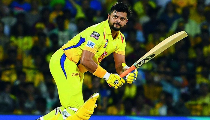 You might see me back in CSK camp in some time: Raina after return to India