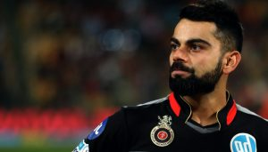 RCB Skipper Virat Kohli fined Rs 12 lakh for slow over-rate against KXIP