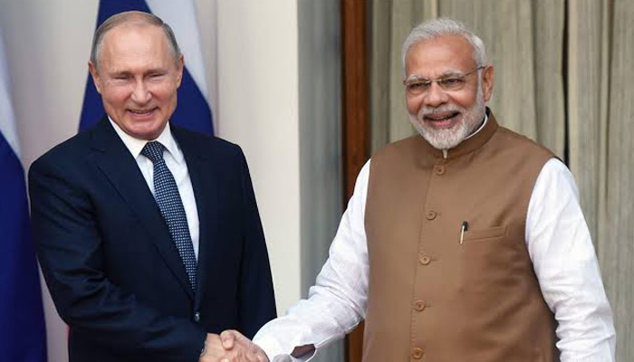 Putin wishes PM Modi on his 70th birthday, lauds his contribution to strengthen Indo-Russia ties