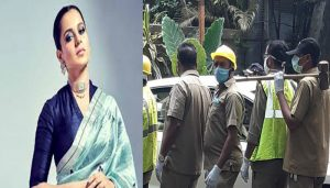 BMC demands High Court to refuse Kangana's plea of compensation