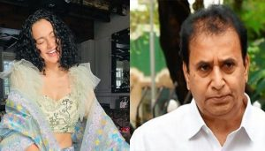 Kangana thinks Mumbai isn't safe then don't live here: Anil Deshmukh