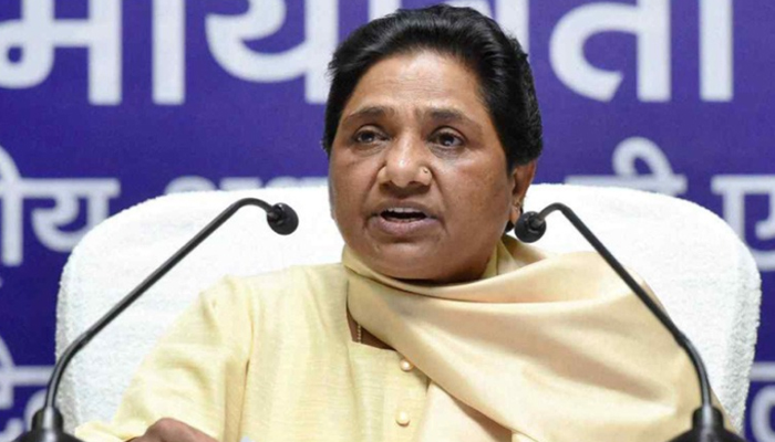 Mayawati lashes out at Yogi Government over incident of Dalit Girl Gang-Rape