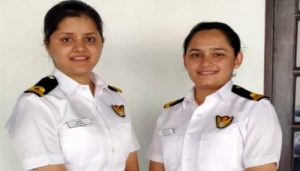 Two women officer to be posted in Indian Navy for first time