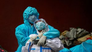 United Nations chief says pandemic toll is 'mind-numbing'