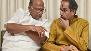 Income Tax Department sends notice to Sharad Pawar and Thackeray family